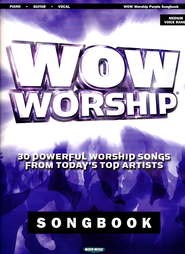 WOW Worship Purple Songbook: 30 Powerful Worship Songs from Today's Top Artists  -