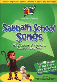 Sabbath School Songs  -     By: Cedarmont Kids