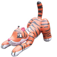 Bengal Tiger Inflatable Animal, 36            -