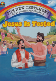 Jesus Is Tested   -