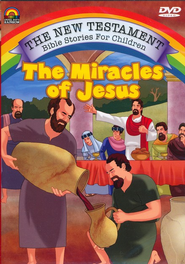 The Miracles of Jesus, DVD   -