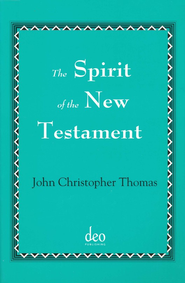 The Spirit of the New Testament   -     By: John Christopher Thomas