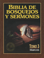 Biblia de Bosquejos y Sermones: Marcos  (The Preacher's Outline & Sermon Bible: Mark)  -     By: Kregel Publications Staff