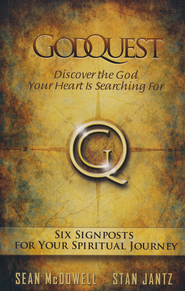 GodQuest   -              By: Sean McDowell, Stan Jantz