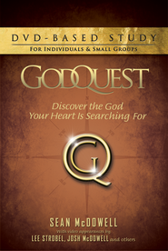 GodQuest DVD-Based Study   -     By: Sean McDowell