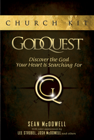 GodQuest--DVD Curriculum, Church Kit   -