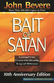 The Bait of Satan, 10th Anniversary Edition   -     By: John Bevere