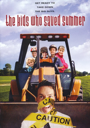 The Kids Who Saved Summer, DVD   -