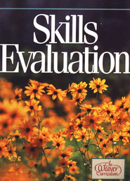Skills Evaluation for the Home School Grades 1-6  -