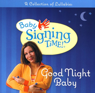 Good Night Baby Audio CD   -