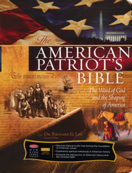 NKJV The American Patriot's Bible: The Word of God and the Shaping of America  -     Edited By: Dr. Richard G. Lee