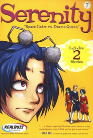Space Cadet vs. Drama Queen Serenity Manga Series #7  -     By: Realbuzz Studios