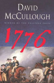 1776-Unabridged Audiobook  on CD   -     By: David McCullough