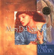 Mary, Did You Know? Book and CD   -