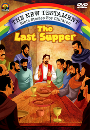 The Last Supper, Animated DVD   -