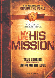 My Life, His Mission: A Six Week Challenge to Change the World - eBook  -     By: Kim Davis