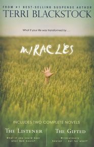 Miracles: The Listener and The Gifted 2 in 1  -     By: Terri Blackstock