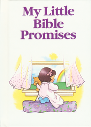 My Little Bible Series: Promises - eBook  -     By: Brenda Ward