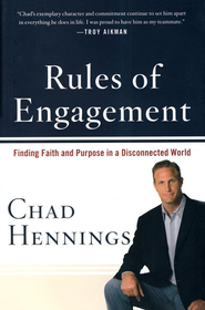 Rules of Engagement: Finding Friendship, Faith, and  Strength in a Disconnected World  -     By: Chad Hennings, Michael Levin