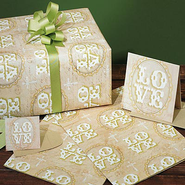 Love, Wedding Giftwrap   -