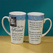 My Dear Friend--Java Mug   -