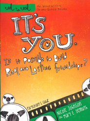 It's You: Is It Possible to Build Real and Lasting Friendships? Participant Guide  -     By: Nicole Johnson