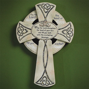 Irish Wedding Wall Cross  -