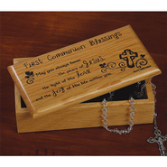 Irish First Communion Box  -