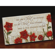 Essence of Love Plaque  -