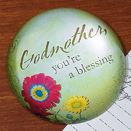 Godmother Paperweight  -
