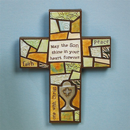 First Communion Wall Cross  -