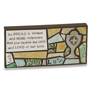 First Communion Plaque  -