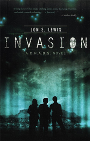 Invasion  -     By: J.S. Lewis