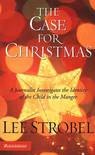 The Case for Christmas, Softcover   -              By: Lee Strobel
