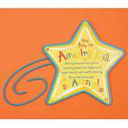 Amazing Kid Plaque  -