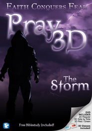 Pray 3D: The Storm, DVD   -