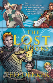 The Lost Books: The Visual Edition - 4 in 1 Graphic Novels  -              By: Ted Dekker
