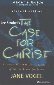 The Case for Christ/The Case for Faith, Student Editions Leader's Guide  -     By: Jane Vogel