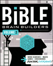 Bible Brain Builders - Volume 2  -     By: Thomas Nelson