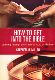 How To Get into the Bible  -              By: Stephen Miller