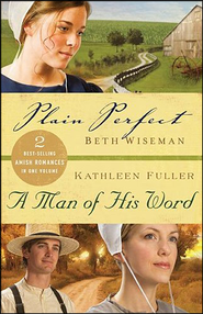 Plain Perfect/A Man Of His Word, 2-in-1, Slightly Imperfect   -