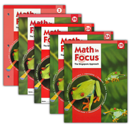 Math in Focus: The Singapore Approach Grade 2 Student Pack  -