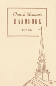 Church Members' Handbook   -     By: Joe T. Odle