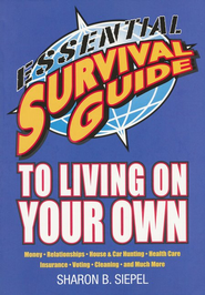 Essential Survival Guide to the First Year on Your Own  -     By: Sharon Siepel