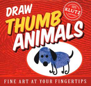 Draw Thumb Animals   -