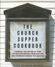 The Church Supper Cookbook  - Slightly Imperfect  -