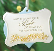 Christmas is a Journey Ornament  -