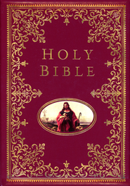 NKJV Providence Collection Family Bible, Hardcover  -
