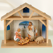 My First Nativity, Fontanini Collection, 5 pieces     -