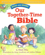 Our Together-time Bible: Read and Share - eBook  -     By: Gwen Ellis